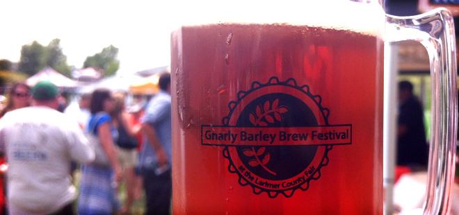 Gnarly Barley Brew Festival 2013