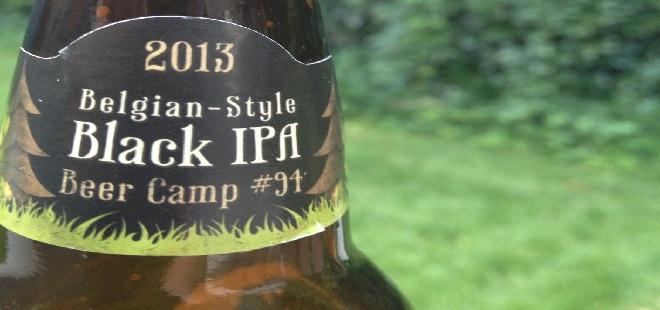 Sierra Nevada – Beer Camp #94 Belgian-Style Black IPA