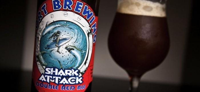 port brewing shark attack