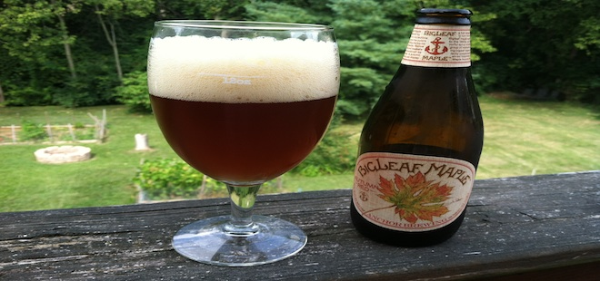 Anchor Brewing – Big Leaf Maple Autumn Red