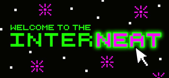 Welcome to the InterNEAT! Vol. 110
