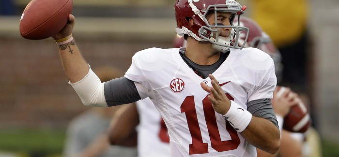 AJ McCarron: The College Quarterback We Should Be Talking About