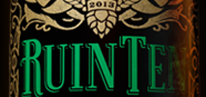 Stone Brewing Company – RuinTen IPA