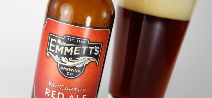 Autumn's Red Delicious… McCarthy Red Ale