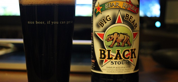 Big Bear Black Stout