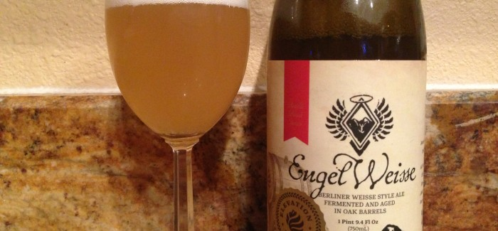 Elevation Beer Company Engel Weisse