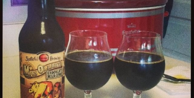 Mrs. O'Leary's Chocolate Milk Stout