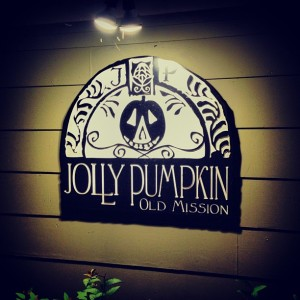 Outside JollyPumpkin Brewing