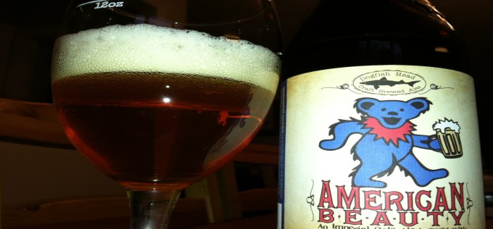 Dogfish Head – American Beauty