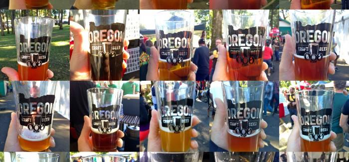 Portland Fresh Hop Festival Review