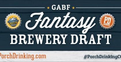 2013 GABF Fantasy Brewery Live Draft