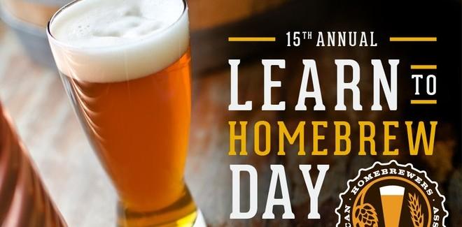 AHA Learn to Homebrew Day