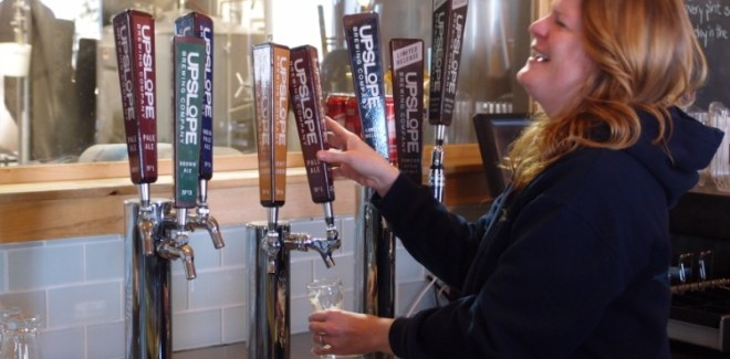 Out of the Kitchen and into the Tap House: Women in Beer