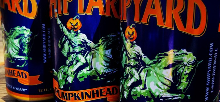 Shipyard Brewing Co. | Pumpkinhead