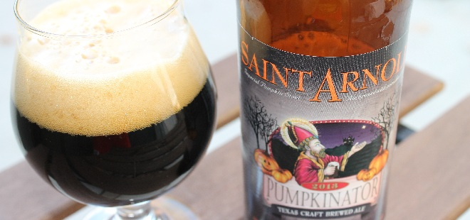 Saint Arnold Brewing | Pumpkinator