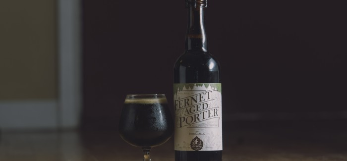 Getting a Woody | Odell's Fernet Aged Porter