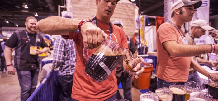 Beer Celebrities Sam Calagione GABF
