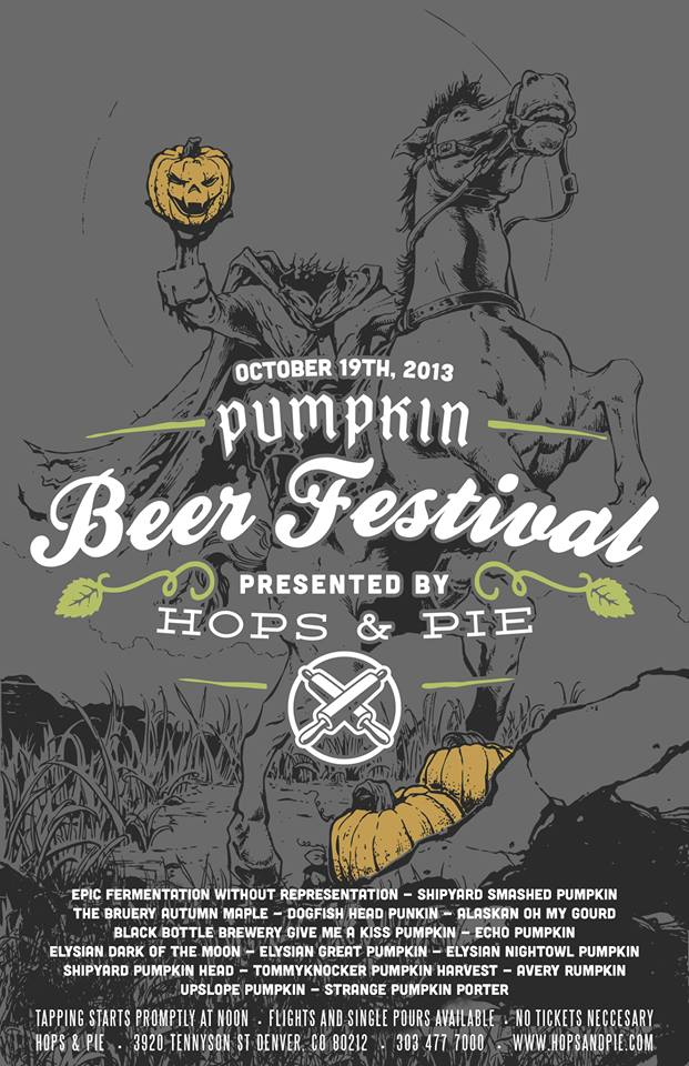 hops and pie pumpkin