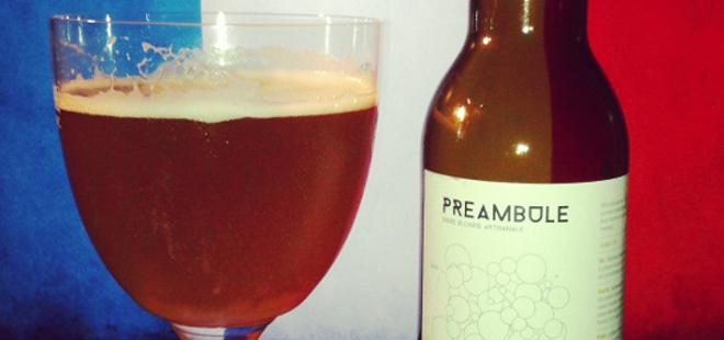 Preambule Brasserie Thiriez Akim T
