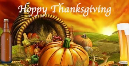 Hoppy Thankgiving