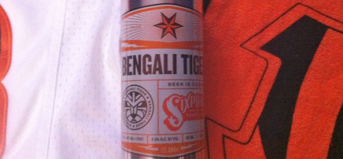 Sixpoint Brewery – Bengali Tiger