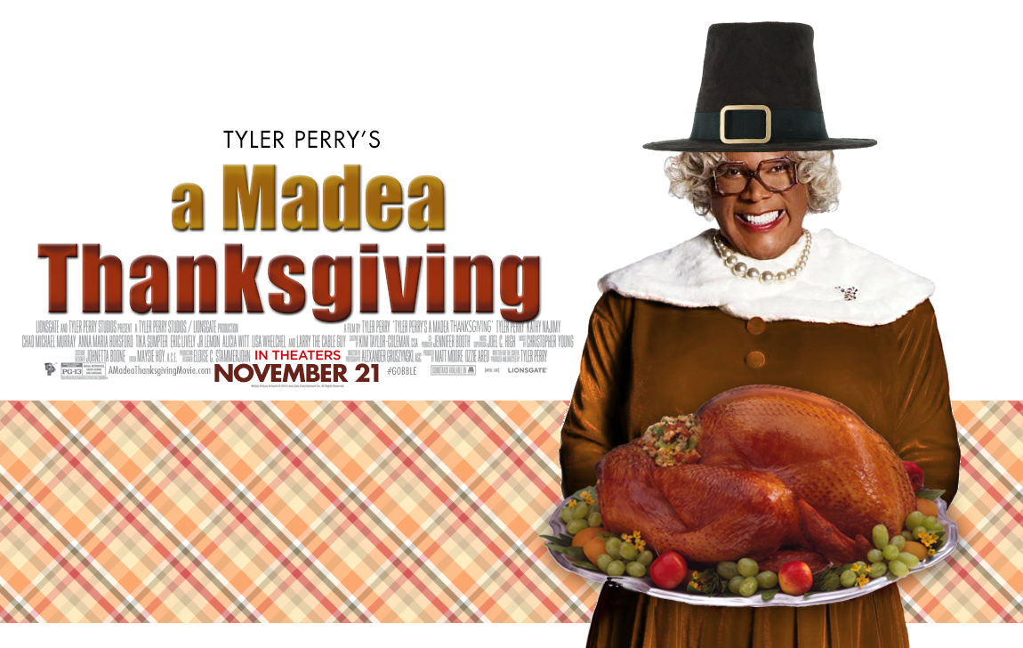 Tyler Perry's A Madea Thanksgiving