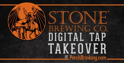 Stone Brewing Digital Tap Takeover