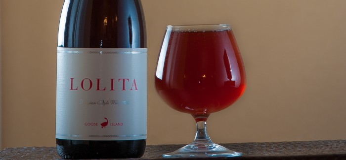 Getting a Woody – Goose Island Lolita