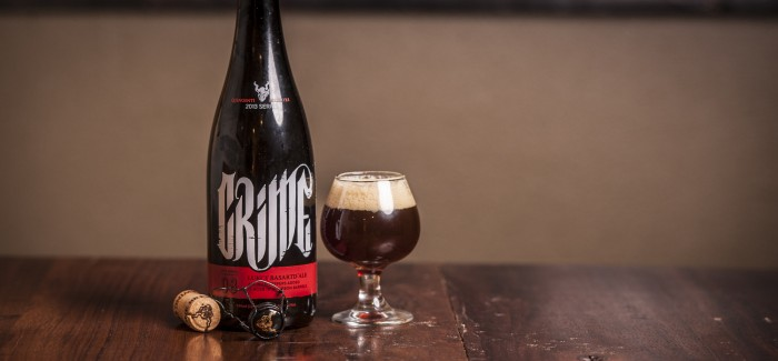 Getting A Woody | Stone Brewing Crime
