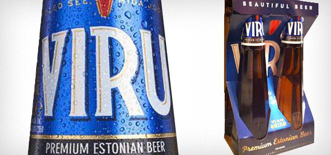 Viru Pilsner – A. Le Coq Brewery, Estonia