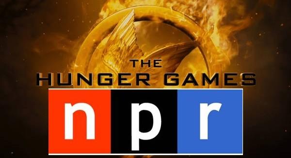 NPR Staffer or Hunger Games Character?