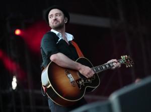Justin Timberlake from E