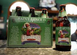 St Arnolds Christmas Ale 2020 12 Beers of Christmas | Day 3: Saint Arnold Brewing Christmas Ale