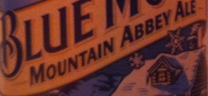 Blue Moon Brewing Co. – Mountain Abbey Ale