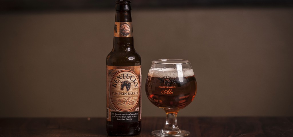 Kentucky Ale Pumpkin Barrel