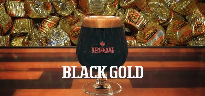 renegade black gold