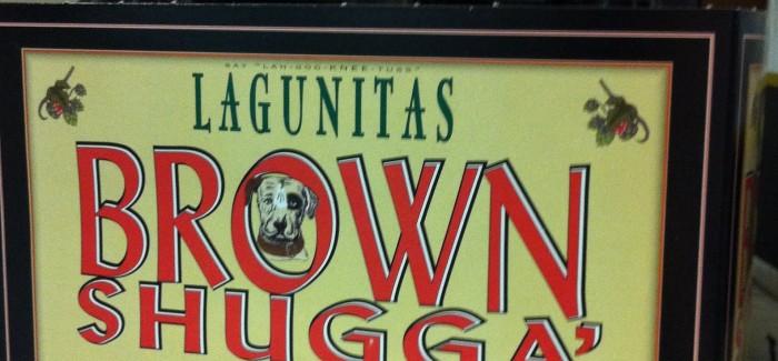 Lagunitas Brown Sugga'