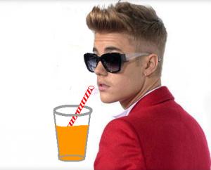 Bieber Juice