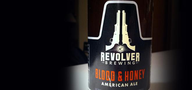 Blood & Honey American Ale – Revolver Brewing