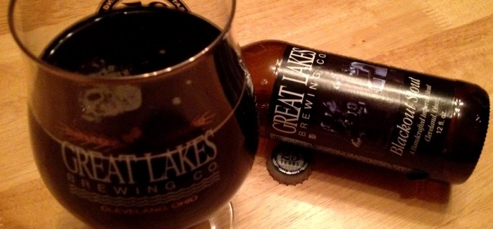 Great Lakes Brewing | Blackout Stout