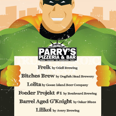 Heroic-Lineup-Parry's-Pizza
