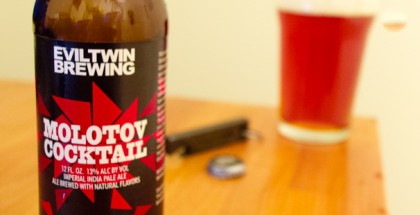 Molotov Cocktail by Evil Twin Brewing