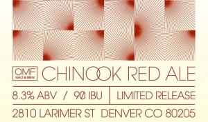 omf chinook red ale