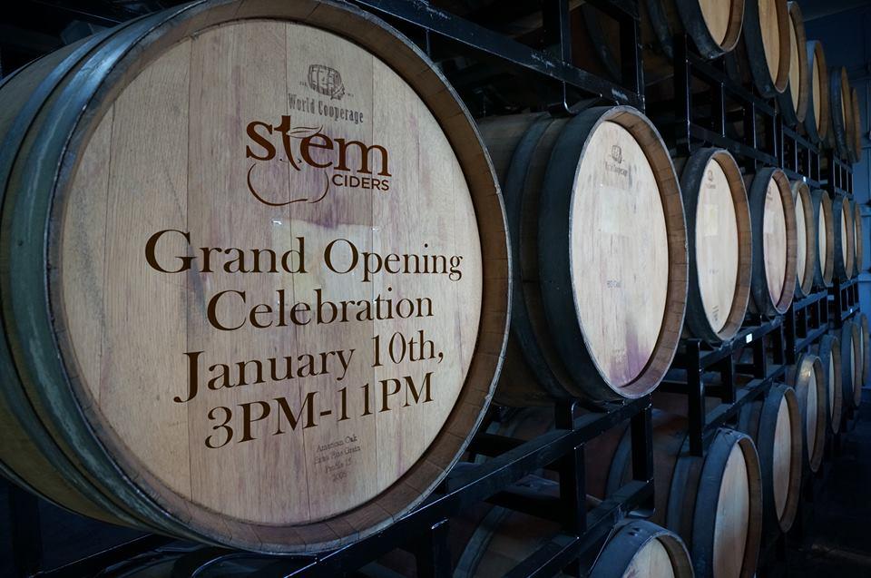 stem's - grand opening