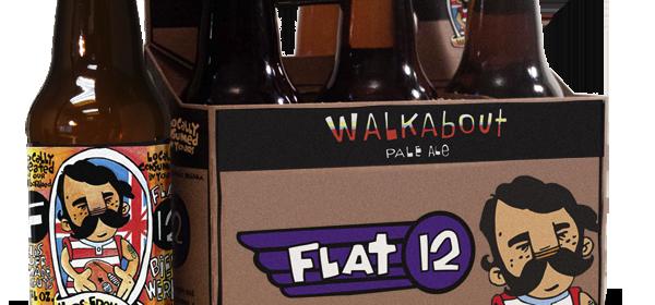 Flat 12 Bierworks – Walkabout APA