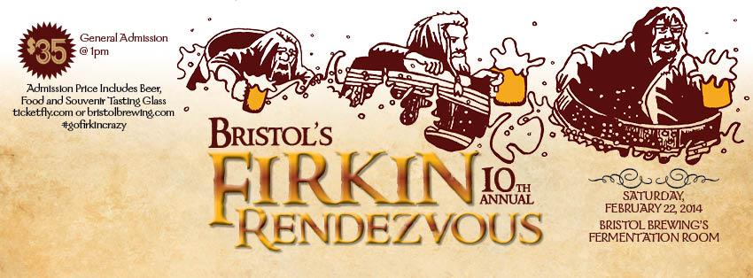Bristol Brewing Firkin Rendezvous