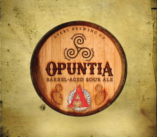 avery brewing opuntia