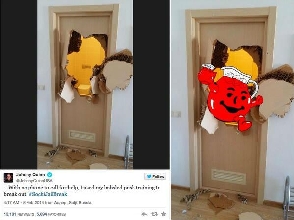 johnny-quinn-breaks-sochi-door