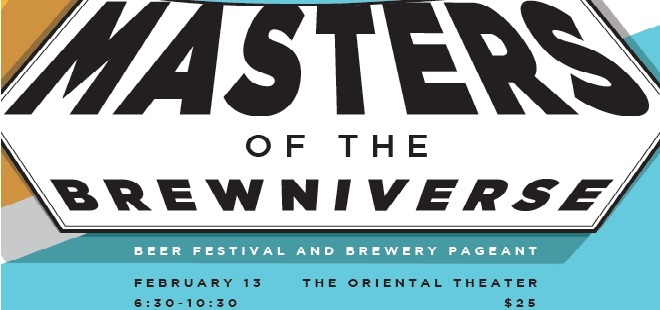 Masters of the Brewniverse – Beer Festival and Brewery Pageant