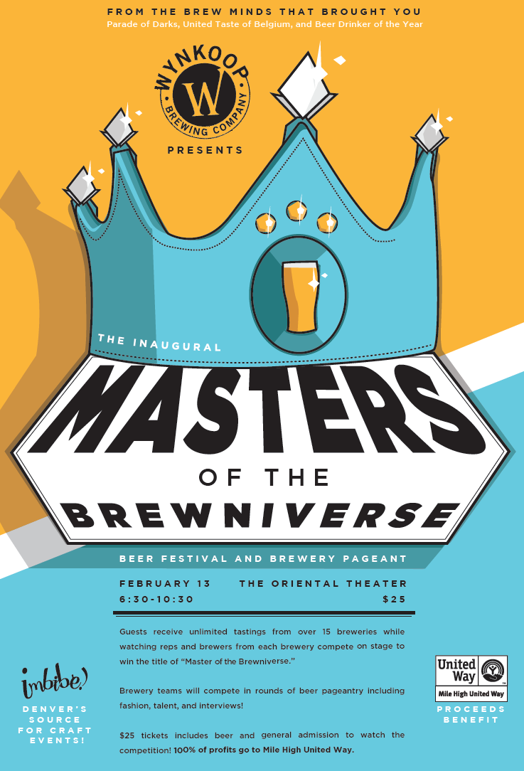 masters of the brewniverse poster